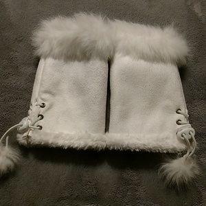 Posh Accessories - Posh style hand warmer gloves